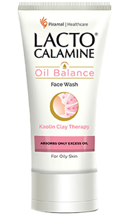 Lacto Calamine Oil Balance Face Wash