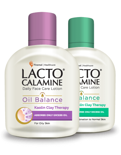 Why Use Lacto Calamine Oil Balance Lotion